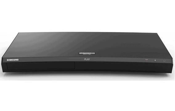 best samsung blu ray player ubd-m9500