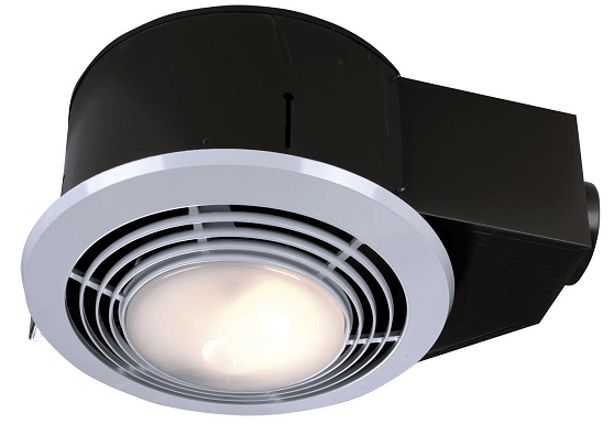 best exhaust fan light heater 1