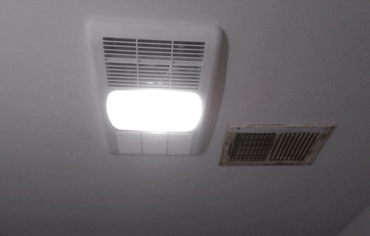 7 Best Bathroom Exhaust Fans With Light