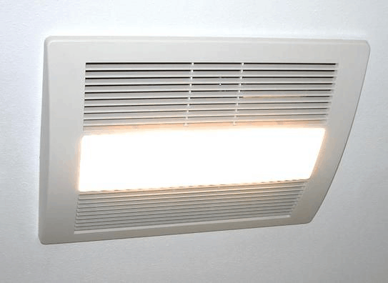 7 Best Bathroom Exhaust Fans With Light And Heater  2019
