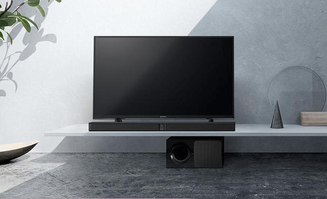 best soundbar for sony tv
