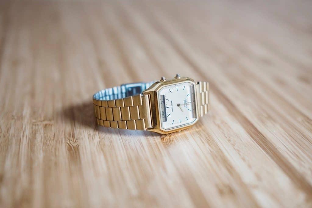 5 Best Men's Gold Watches
