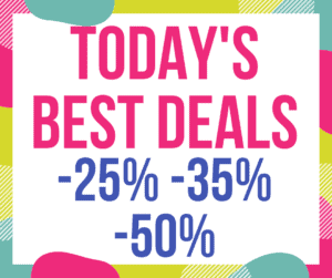 Today's Best Deals
